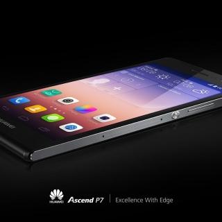 Huawei Ascend P7 - Obrázkek zdarma pro iPad 2