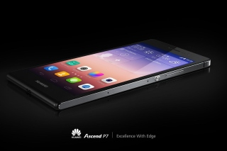 Huawei Ascend P7 Wallpaper for Android, iPhone and iPad