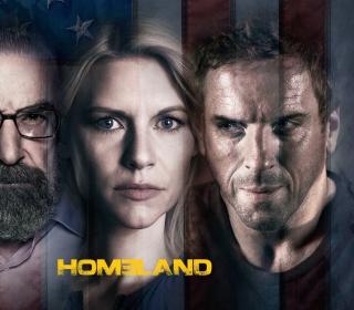 Homeland Series - Obrázkek zdarma pro iPad Air