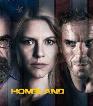 Homeland Series - Obrázkek zdarma pro 352x416
