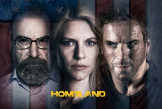 Homeland Series Background for Android, iPhone and iPad