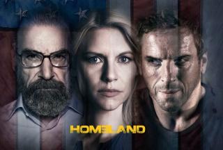 Homeland Series - Obrázkek zdarma pro HTC Desire HD