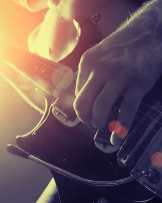 Rock Music - Obrázkek zdarma pro Nokia X2-02