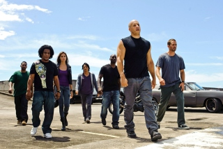 Fast and Furious 7 HD Background for Android, iPhone and iPad