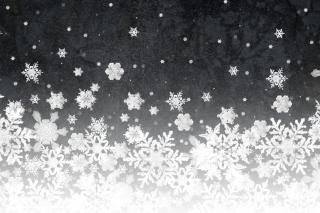 Snowflakes - Obrázkek zdarma pro Samsung Galaxy Tab S 8.4