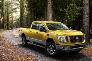 Nissan Titan Picture for Android, iPhone and iPad