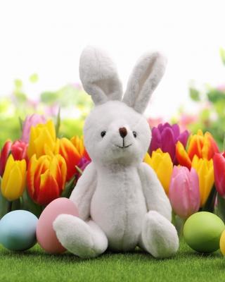 Happy Easter Wish - Obrázkek zdarma pro iPhone 4