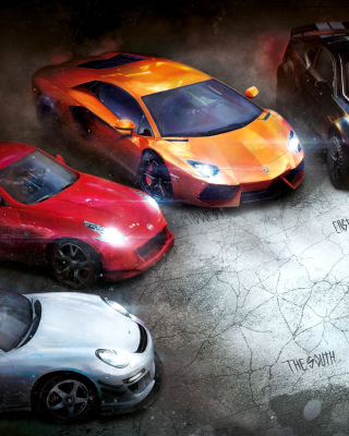 The Crew Racing Video Game - Fondos de pantalla gratis para Huawei G7300