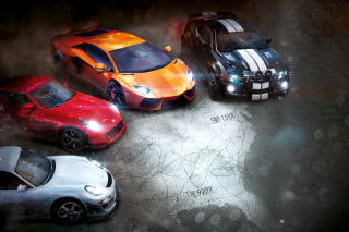 The Crew Racing Video Game - Obrázkek zdarma pro Sony Xperia Tablet S