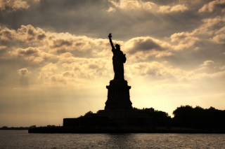 Free Statue Of Liberty In United States Of America Picture for Android, iPhone and iPad