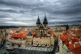Praha Wallpaper for Android, iPhone and iPad