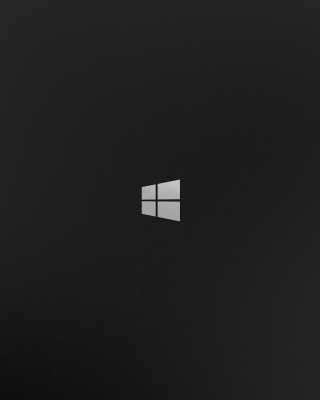 Windows 8 Black Logo - Obrázkek zdarma pro Nokia Lumia 625