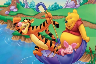 Winnie and Friends Picture for Android, iPhone and iPad
