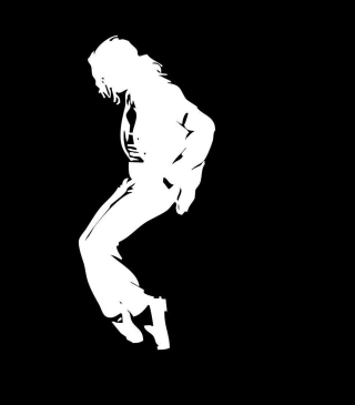 Michael Jackson - Obrázkek zdarma pro Nokia Asha 305