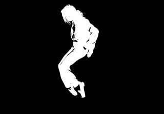 Michael Jackson - Obrázkek zdarma pro Nokia Asha 210