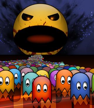 Pacman - Obrázkek zdarma pro Nokia C-Series