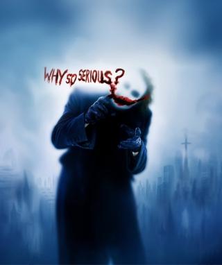 Joker Why So Serious - Fondos de pantalla gratis para Huawei G7300