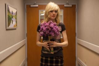 Emma Stone in Birdman - Obrázkek zdarma pro Samsung Galaxy S 4G