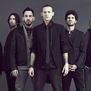 Linkin Park - Obrázkek zdarma pro iPad mini 2