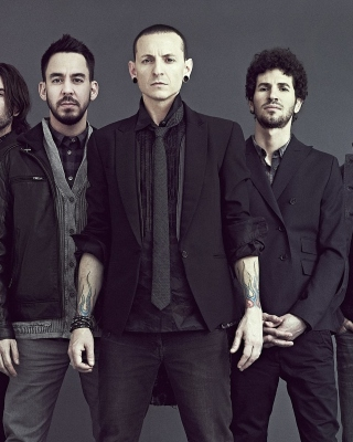 Linkin Park - Obrázkek zdarma pro Nokia Asha 300