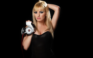 Alexandra Stan Background for Android, iPhone and iPad