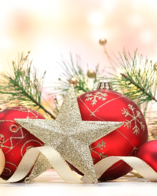 Christmas Tree Decorations - Fondos de pantalla gratis para Huawei G7300