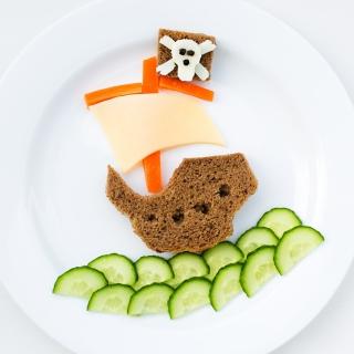 Creative Food - Obrázkek zdarma pro 1024x1024