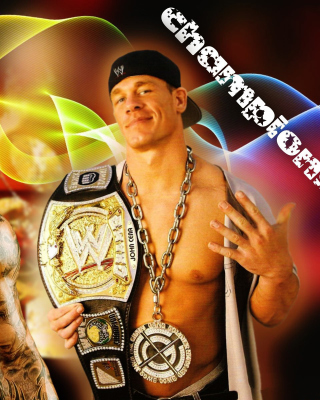 John Cena vs Randy Orton - Obrázkek zdarma pro Nokia Lumia 2520