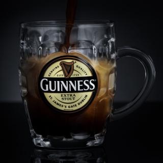 Guinness Extra Stout - Obrázkek zdarma pro 128x128