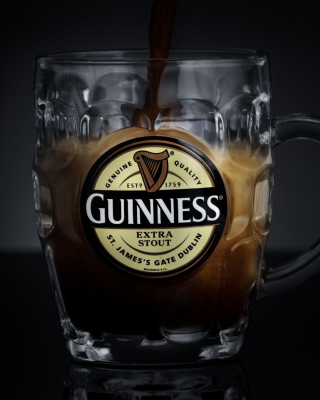Guinness Extra Stout - Obrázkek zdarma pro 240x400