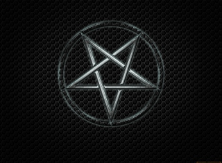 Pentagram - Obrázkek zdarma pro Samsung Galaxy Tab 3 8.0