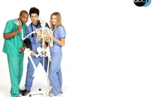 TV Show Scrubs Wallpaper for Android, iPhone and iPad