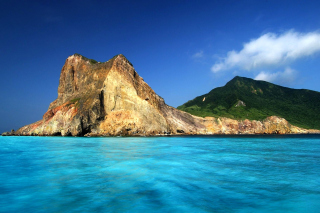 Deep Blue Sea In Thailand Wallpaper for Android, iPhone and iPad