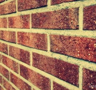 Brick Wall - Obrázkek zdarma pro iPad