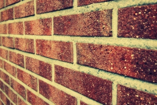 Brick Wall - Obrázkek zdarma pro 720x320