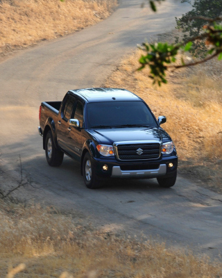 Suzuki Equator Pickup - Obrázkek zdarma pro 750x1334