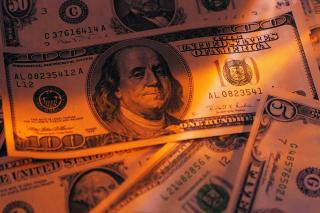 Dollars - Obrázkek zdarma pro 720x320