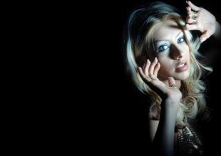 Christina Aguilera - Obrázkek zdarma pro Samsung Galaxy S 4G