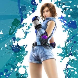 Asuka Kazama From Tekken - Obrázkek zdarma pro iPad 2