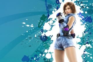 Asuka Kazama From Tekken - Obrázkek zdarma pro 320x240