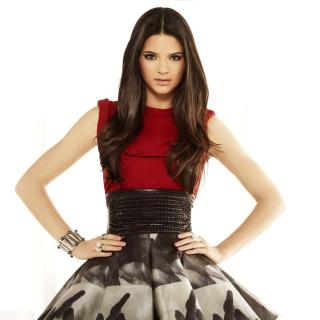 Kendall Jenner - Obrázkek zdarma pro iPad