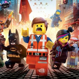 The Lego Movie 2014 - Obrázkek zdarma pro 1024x1024