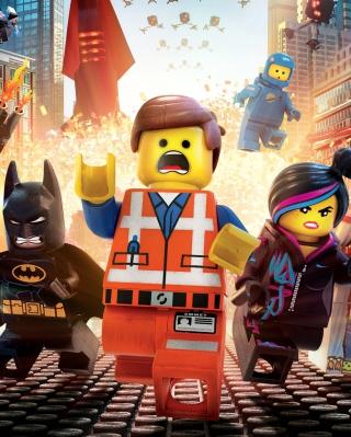 The Lego Movie 2014 - Obrázkek zdarma pro iPhone 5