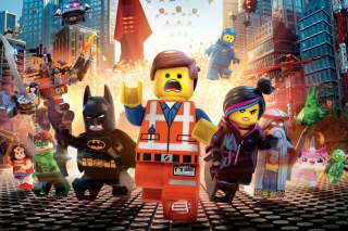 The Lego Movie 2014 - Obrázkek zdarma pro Widescreen Desktop PC 1680x1050
