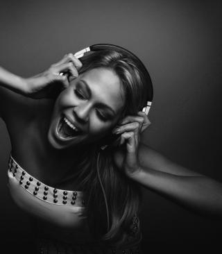 Let Music Play - Obrázkek zdarma pro Nokia C3-01 Gold Edition