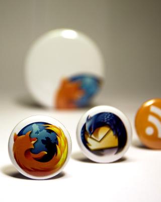 Firefox Browser Icons - Obrázkek zdarma pro Nokia X3