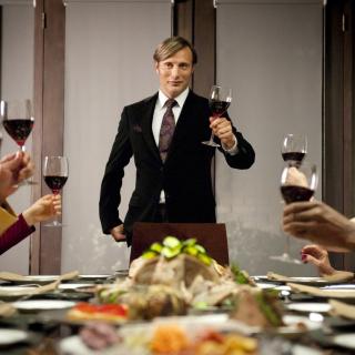 Hannibal Television Series - Obrázkek zdarma pro 320x320