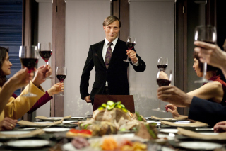 Hannibal Television Series - Obrázkek zdarma pro Nokia Asha 200