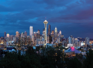 Seattle Wallpaper for Android, iPhone and iPad