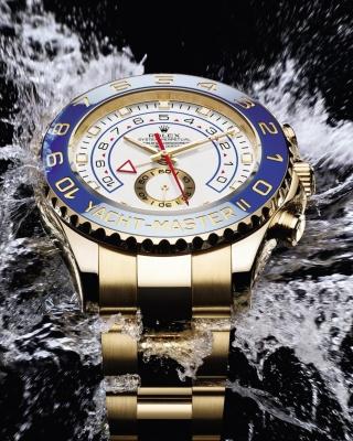 Rolex Yacht-Master Watches - Obrázkek zdarma pro Nokia Asha 502